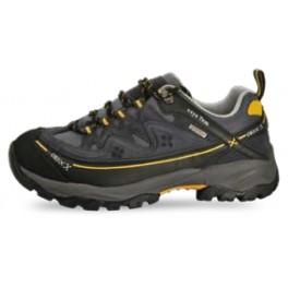 Matute gris chaussures randonnée et marche nordique