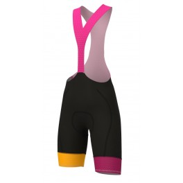 Cuissard cycliste Squad rosa dame