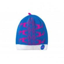 Bonnet KV+ Cervo bleu et rose
