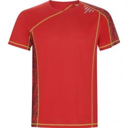 T-shirt Roly Sochi rouge