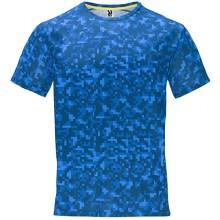 T-shirt Roly Assen bleu
