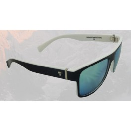 Lunettes solaires Vola Square Black and White