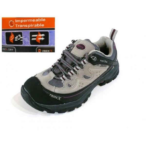 chaussures de marche nordique chaussures marche nordique homme nordic walking 900 noir vert newfeel. Black Bedroom Furniture Sets. Home Design Ideas