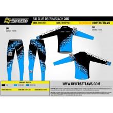 Réalisation vêtements ski de fond