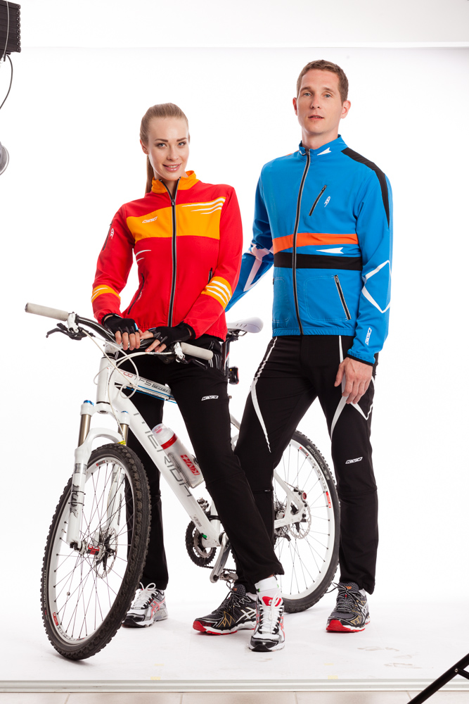 veste marche nordique, cyclisme et running