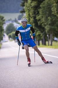 skis à roulettes rollerski KV+